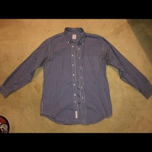 Brooks Brothers button down long sleeve, Men's M
